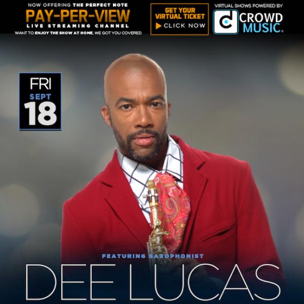 *Dee Lucas Virtual Concert, Fri Sept 18, 8pm ET, 7pm CT - TK Productions
