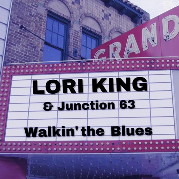 Virtual Album- Walkin' The Blues - Lori King and Junction 63