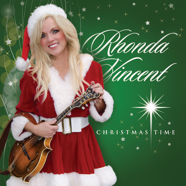 Christmas Time ALBUM - Rhonda Vincent