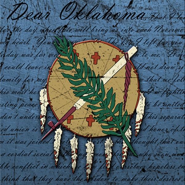 Dear Oklahoma - Tamara Lebak