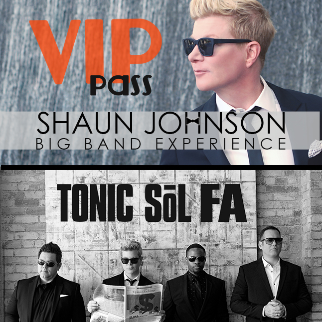BBE-TSF - Shaun Johnson Big Band Experience