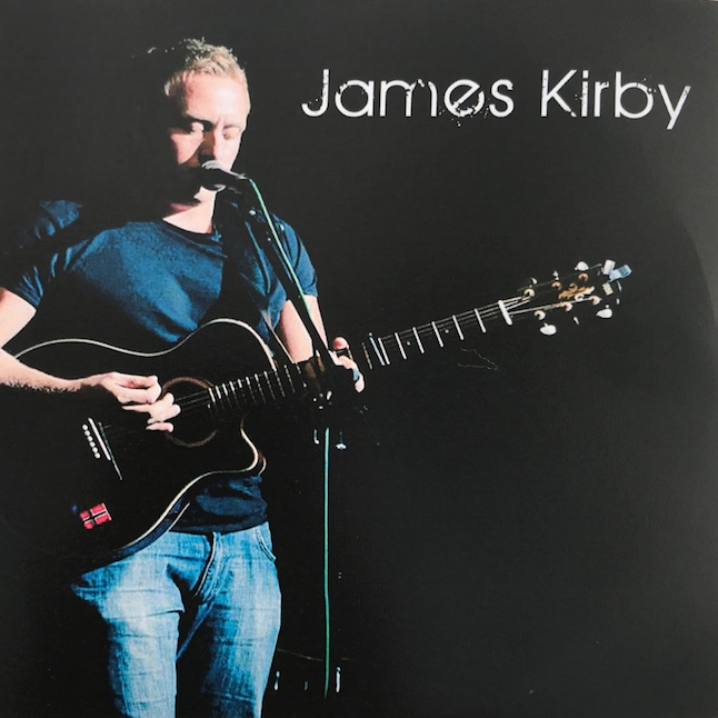 Leap Of Faith EP - James Kirby