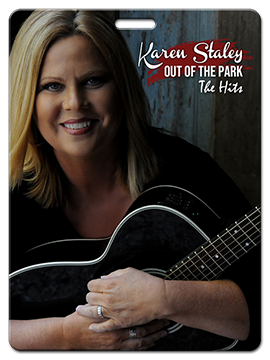 Out of the Park - The Hits - Karen Staley