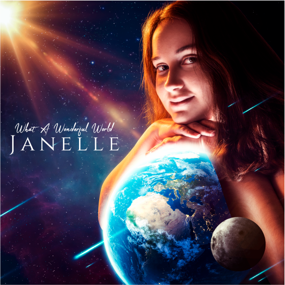 What a Wonderful World - Janelle