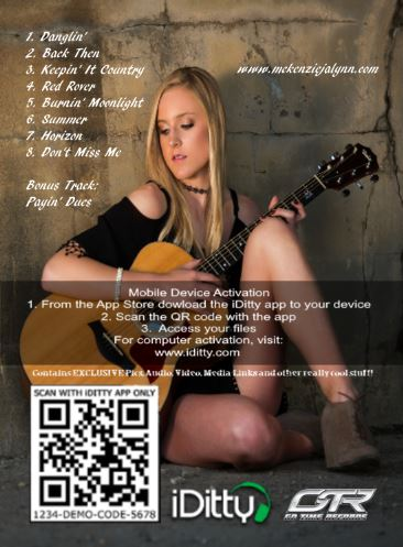 Don't Miss Me - McKenzie JaLynn Band