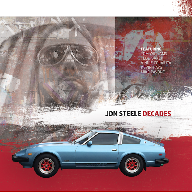 A Nail In The Tail - Single - Jon Steele